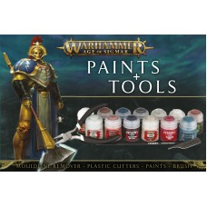 Warhammer Age of Sigmar Paints+Tool Set