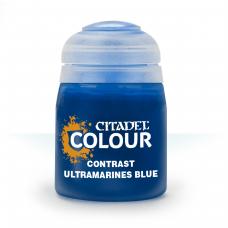 Ultramarines Blue -Citadel Colour CONTRAST