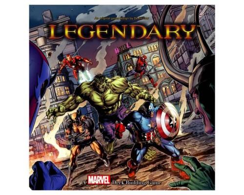 Legendary: Marvel