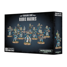 Chaos Space Marines Thousand Sons Rubric Marines