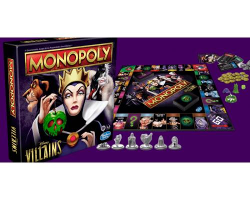 Monopoly Villians Edition