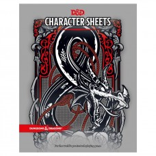 D&D 5th Edition Character Sheets